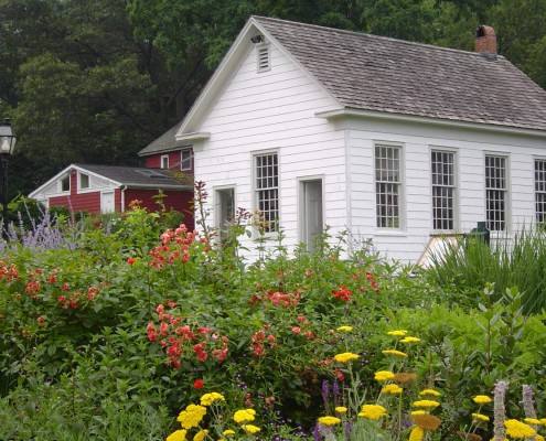 Nassakeag (South Setauket) Schoolhouse