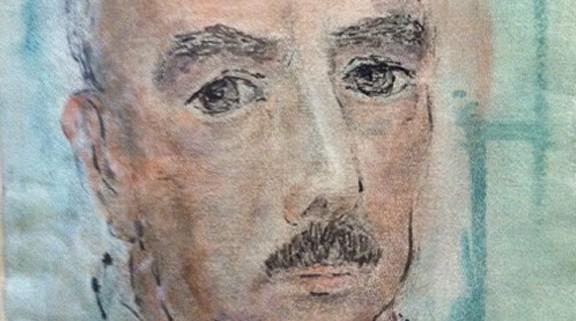 George Constant (1892 - 1978) Self Portrait
